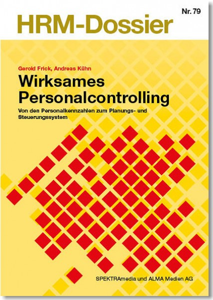 Nr. 79: Wirksames Personalcontrolling