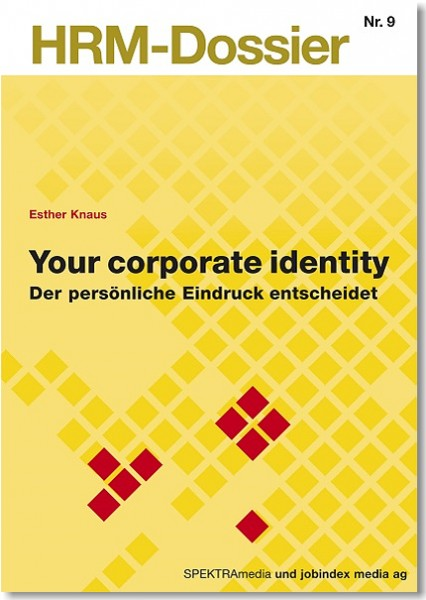 Nr. 09: Your corporate identity