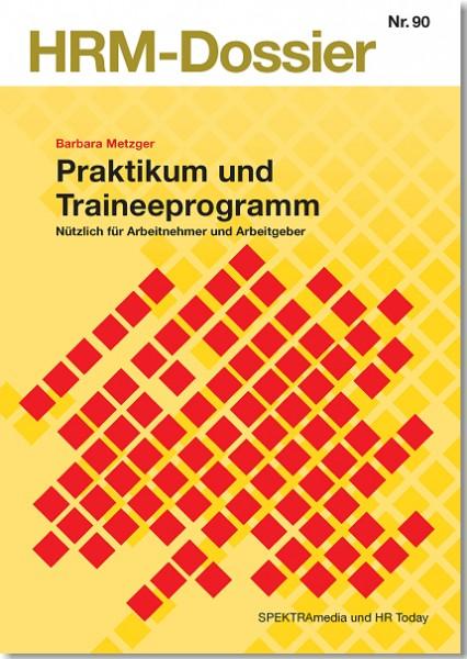Nr. 90: Praktikum und Traineeprogramm