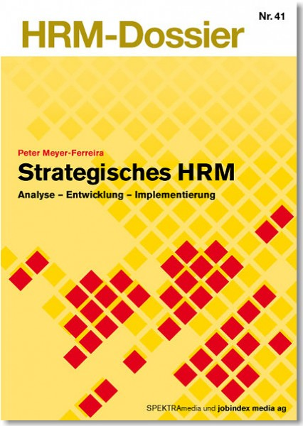 Nr. 41: Strategisches HRM