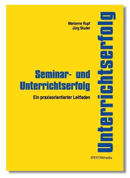 Seminar- und Unterrichtserfolg