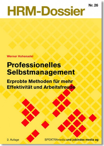 Nr. 26: Professionelles Selbstmanagement