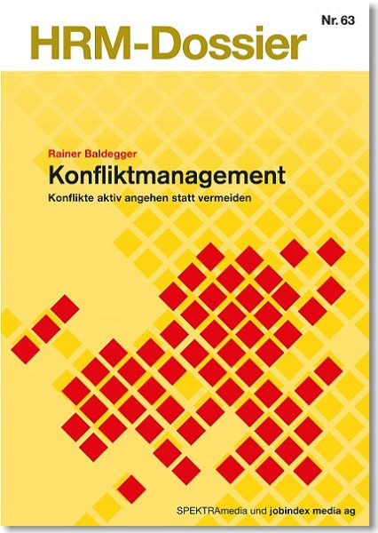 Nr. 63: Konfliktmanagement