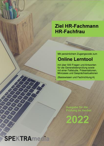 Ziel HR-Fachmann/HR-Fachfrau 2022