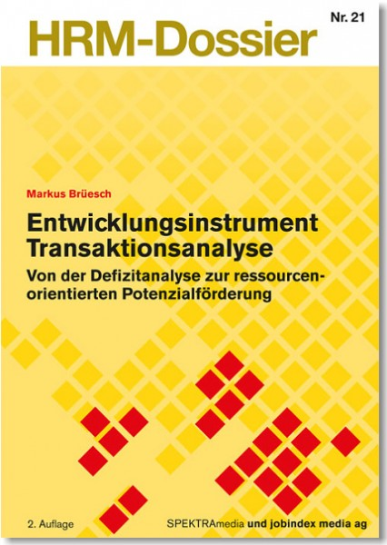 Nr. 21: Entwicklungsinstrument Transaktionsanalyse
