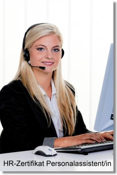 eLearning: HR-Zertifikat