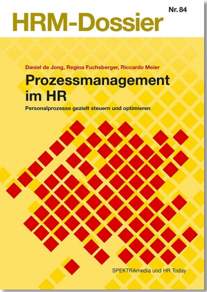 Nr. 84: Prozessmanagement im HR