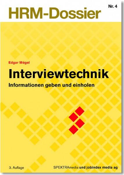 Nr. 04: Interviewtechnik