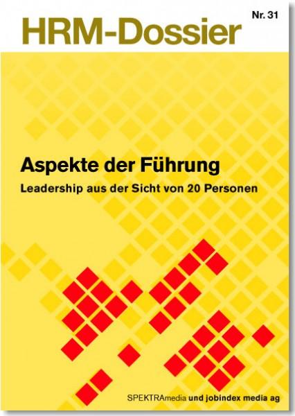 Nr. 31: Aspekte der Führung