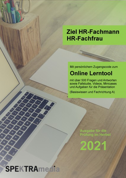 Ziel HR-Fachmann/HR-Fachfrau 2021