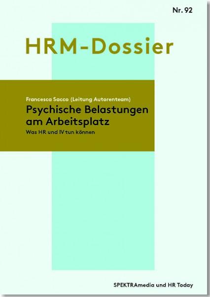 Nr. 92: Psychische Belastungen am Arbeitsplatz