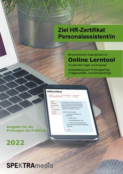 Ziel HR-Zertifikat 2022