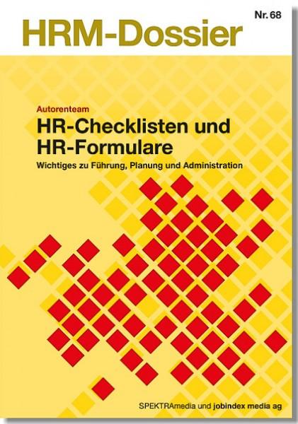Nr. 68: HR-Checklisten und HR-Formulare